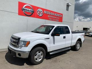 Used 2013 Ford F-150 XLT 4x4 Extended Cab Pickup 144.5 in. WB for sale in Edmonton, AB