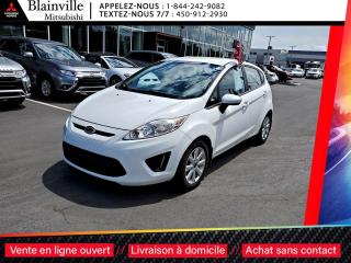 Used 2013 Ford Fiesta SE HATCHBACK + CLIMATISATION for sale in Blainville, QC