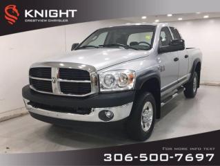 Used 2007 Dodge Ram 2500 SLT TRX4 Quad Cab | 5.9L | for sale in Regina, SK