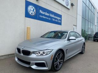 Used 2017 BMW 4 Series 440i XDrive M SPORT - LOADED for sale in Edmonton, AB