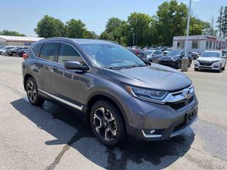 Used 2018 Honda CR-V Touring 4dr AWD Sport Utility for sale in Brantford, ON