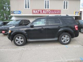 Used 2010 Ford Escape Limited for sale in Waterloo, ON