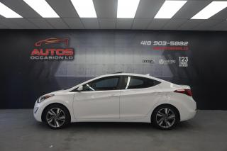 Used 2015 Hyundai Elantra GLS AUTOMATIQUE MAGS TOIT OUVRANT CAMERA 88 450 KM for sale in Lévis, QC