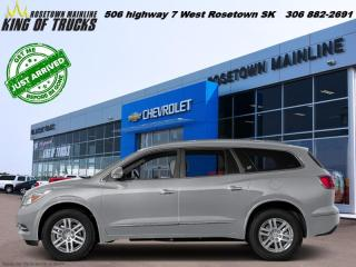 Used 2016 Buick Enclave Leather for sale in Rosetown, SK