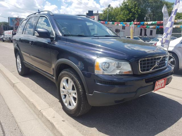 2007 Volvo XC90 AWD-EXTRA CLEAN-7 SEATS-SUNROOF-ALLOYS