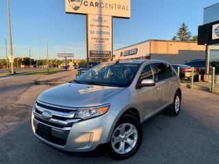 Used 2013 Ford Edge SEL | AWD | REVERSE SENSING SYSTEM | for sale in Barrie, ON