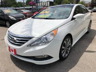 Used 2014 Hyundai Sonata SE for sale in Scarborough, ON