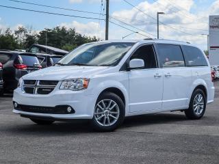 New 2020 Dodge Grand Caravan PREMIUM PLUS | POWER DOORS | NAVIGATION for sale in Simcoe, ON