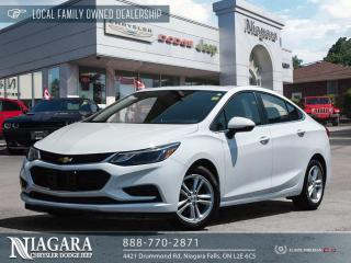 Used 2018 Chevrolet Cruze LT Turbo for sale in Niagara Falls, ON