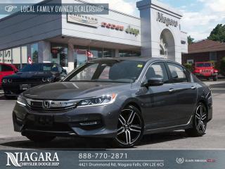 Used 2017 Honda Accord SPORT | 84/200000KM Warranty for sale in Niagara Falls, ON