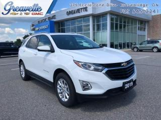 Used 2019 Chevrolet Equinox LT 1LT  - Low Mileage for sale in Bracebridge, ON