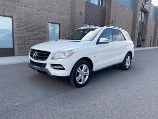 Used 2012 Mercedes-Benz ML-Class 4MATIC 4dr ML 350 BlueTEC for sale in St-Eustache, QC