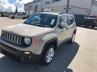 Used 2016 Jeep Renegade NORTH,HEATED SEATS,REMOTE START for sale in Slave Lake, AB