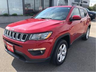 Used 2018 Jeep Compass NORTH 4X4 for sale in Hamilton, ON