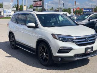 Used 2016 Honda Pilot 4WD Touring /with 3 YEARS WARRANTY INCLUDED IN THE PRICE! for sale in Brampton, ON