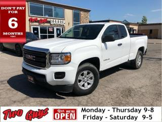 Used 2015 GMC Canyon 3.6L V6 | New Tires | B/Up Cam | Tow Pkg for sale in St Catharines, ON