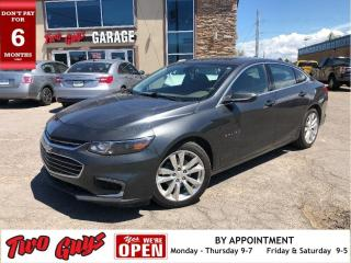 Used 2016 Chevrolet Malibu 1LT | Htd Brown Leather | Panoroof | B/up Cam | Ne for sale in St Catharines, ON