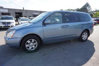 Used 2009 Kia Sedona LX 7 Passenger LOW KM Certified 2 Year Warranty INCLUDED!! for sale in Milton, ON
