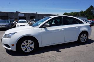 Used 2012 Chevrolet Cruze 2LS Automatic AC Certified 2 Year Warranty for sale in Milton, ON