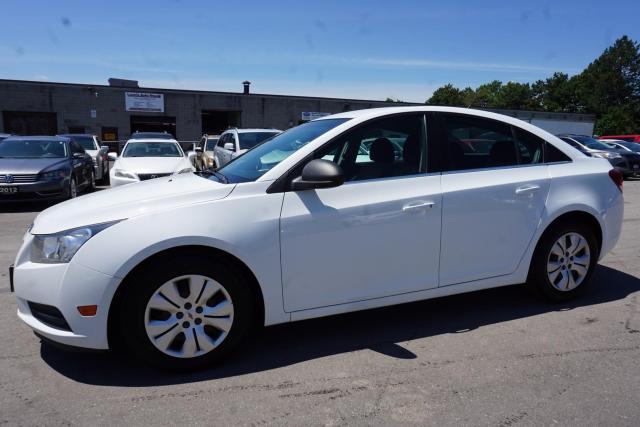2012 Chevrolet Cruze 2LS Automatic AC Certified 2 Year Warranty