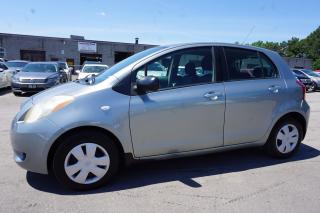 Used 2008 Toyota Yaris AC HATCHBACK 5 SPEED CERTIFIED 2 YEAR WARRANTY for sale in Milton, ON