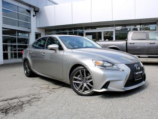 Used 2014 Lexus IS 350 IS350 F type for sale in Surrey, BC