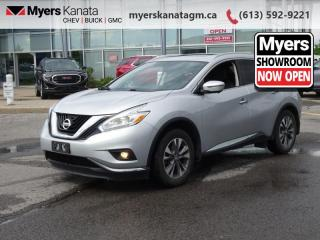 Used 2016 Nissan Murano SL - Sunroof - Navigation for sale in Kanata, ON