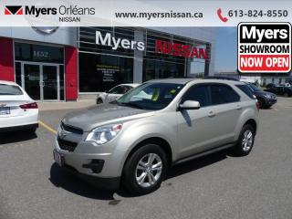 Used 2014 Chevrolet Equinox LT  - Bluetooth -  Heated Seats - $100 B/W for sale in Orleans, ON