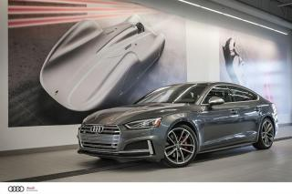 Used 2018 Audi S5 TECHNIK - QUATTRO AWD for sale in Sherbrooke, QC