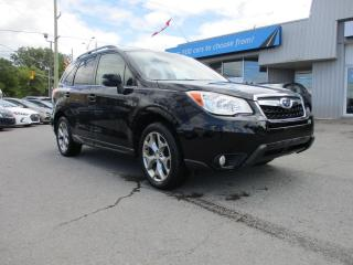 Used 2015 Subaru Forester 2.5i Limited Package LEATHER, POWER SUNROOF, NAV!!!! for sale in Richmond, ON