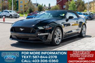 Used 2019 Ford Mustang GT Premium CONVERTIBLE/AUTO/20