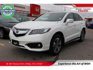 Used 2016 Acura RDX AWD 4dr Elite Pkg for sale in Whitby, ON