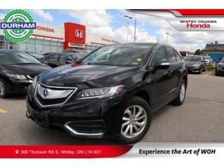 Used 2017 Acura RDX AWD 4dr Tech Pkg for sale in Whitby, ON