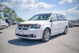 Used 2014 Dodge Grand Caravan R/T LEATHER/NAVI/POWER DOORS/DVD for sale in Concord, ON