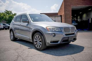 Used 2011 BMW X3 xDrive35i for sale in Concord, ON