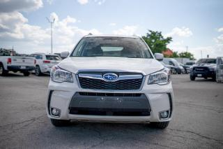 Used 2016 Subaru Forester 2.0XT Touring FULL SUNROOF/REAR CAMERA for sale in Concord, ON