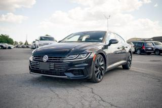 Used 2019 Volkswagen Arteon 2.0 TSI 4MOTION NAVI/FULL SUNROOF/LEATHER for sale in Concord, ON