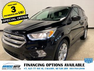 Used 2017 Ford Escape SE 2.0L, NAV, POWER LIFT GATE, AND LOTS MORE,,, for sale in Calgary, AB