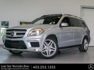 Used 2016 Mercedes-Benz GL-Class 4MATIC for sale in Calgary, AB