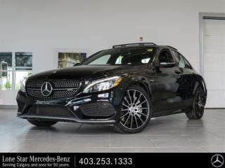 Used 2017 Mercedes-Benz C-Class 4MATIC Sedan for sale in Calgary, AB