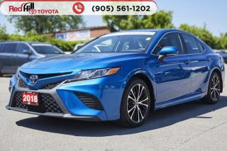 Used 2018 Toyota Camry SE for sale in Hamilton, ON