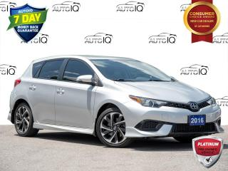 Used 2016 Scion iM Automatic | Winter Wheels and Tires | Clean Car Fax Report for sale in St Catharines, ON