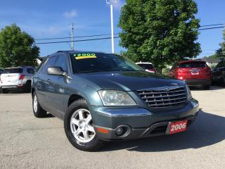 Used 2006 Chrysler Pacifica Touring for sale in Grimsby, ON