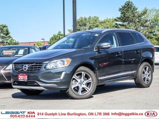 Used 2015 Volvo XC60 T6 Premier Plus for sale in Burlington, ON