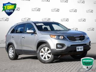 Used 2013 Kia Sorento LX HEATED SEATS for sale in Barrie, ON