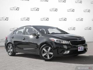 Used 2018 Kia Forte LX for sale in Barrie, ON