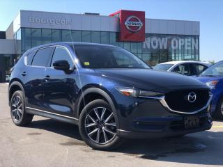 Used 2017 Mazda CX-5 GT for sale in Midland, ON
