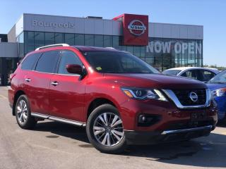 Used 2019 Nissan Pathfinder SV Tech for sale in Midland, ON