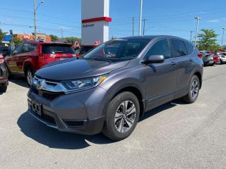 Used 2018 Honda CR-V LX AWD-OWNER+DEALER SERVICED! for sale in Cobourg, ON