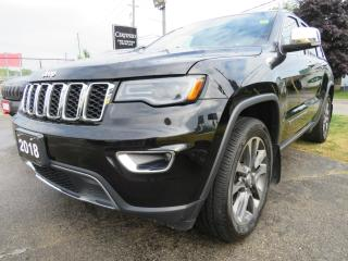 Used 2018 Jeep Grand Cherokee Limited for sale in St. Thomas, ON